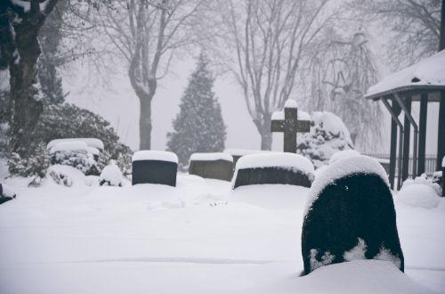 cemetery graves grave