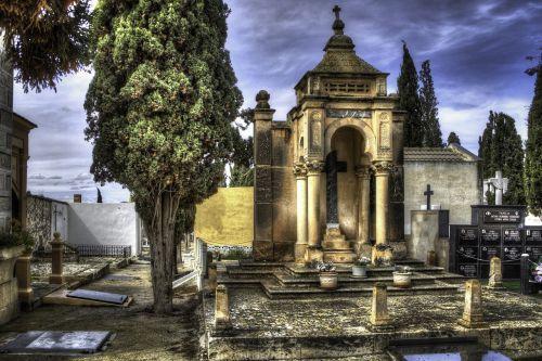 cemetery mausoleum tomb