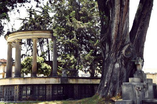 cemetery bogotá death