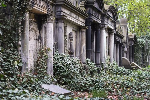 cemetery jewish old