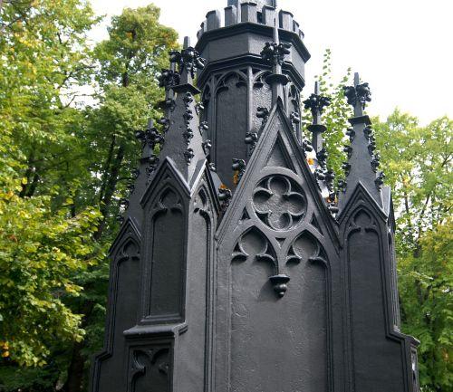 cemetery cross base