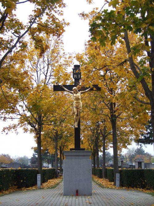 cemetery all saints grave