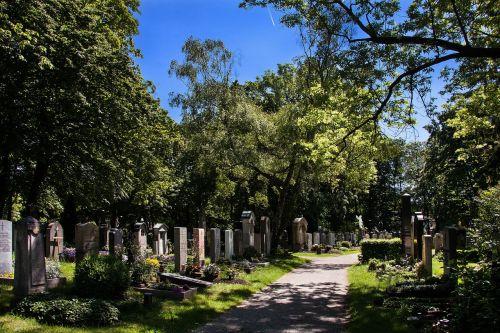 cemetery grave stones graves