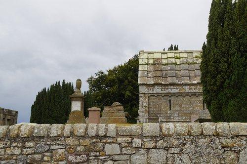 cemetery  chapel  church