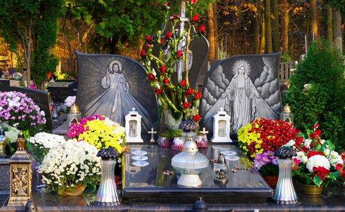 cemetery  religion  faith