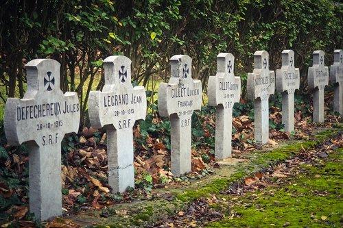 cemetery  military  memorial