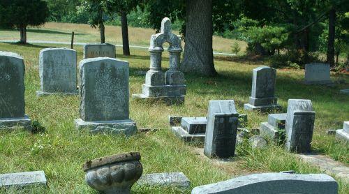 cemetery old graveyard