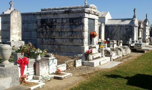 cemetery graves tombstone