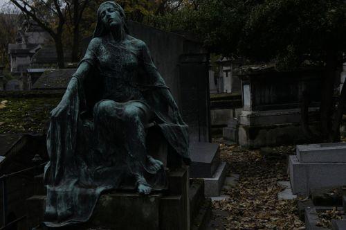 cemetery paris montmartre