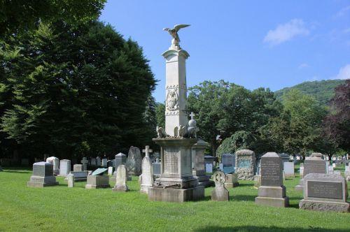 cemetery memorial cemetery military