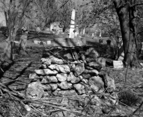 Cemetery Cairn