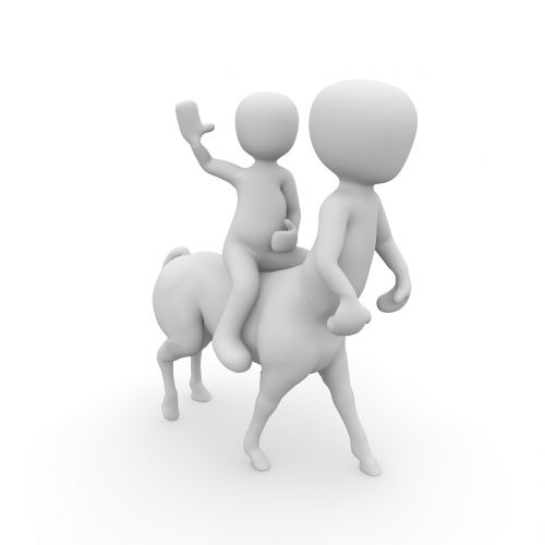 centaur horse human