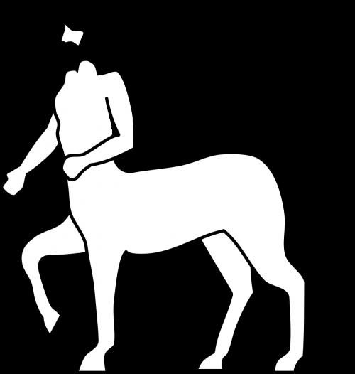 centaur greek heraldic