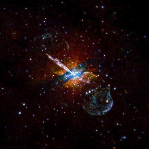 centaurus a cosmos space