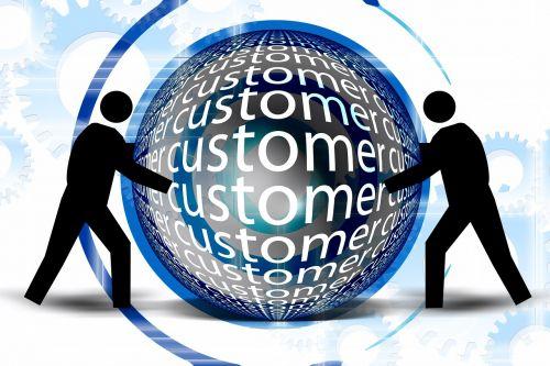 center customer customers