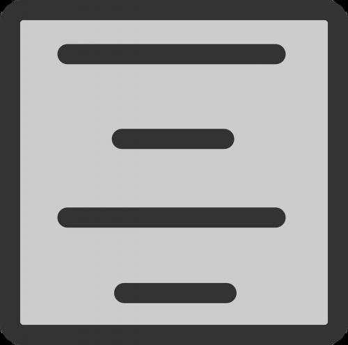 center text arrange