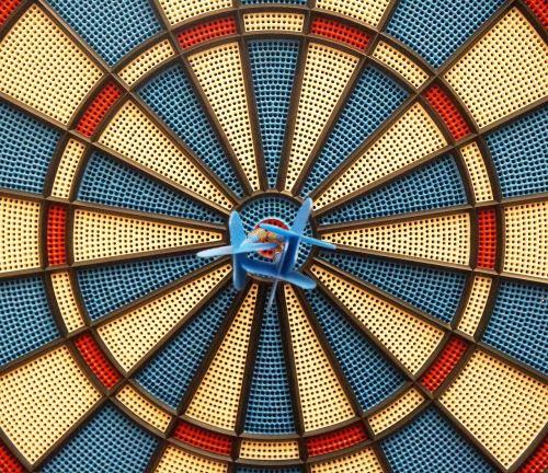 center target objective