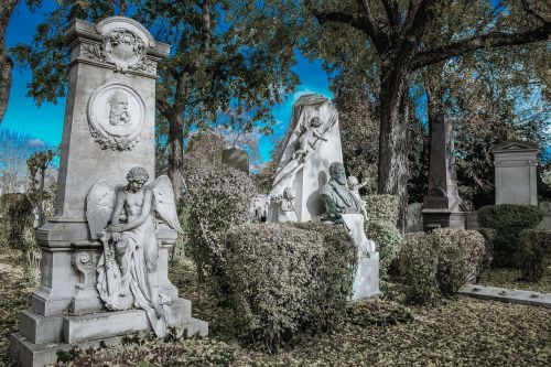 central cemetery vienna grave