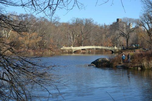 central park park winter