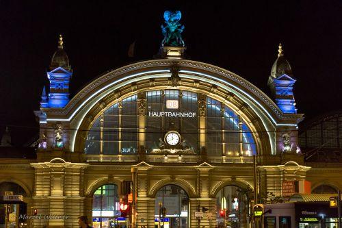 central station frankfurt railway station