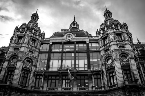 central station station antwerp
