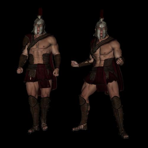 centurion warrior fantasy