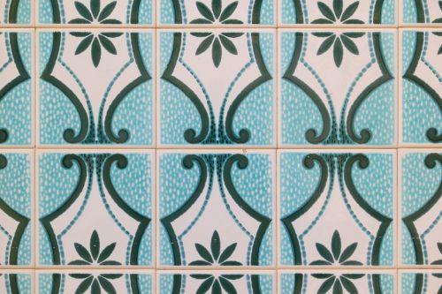 ceramic portugal tiles