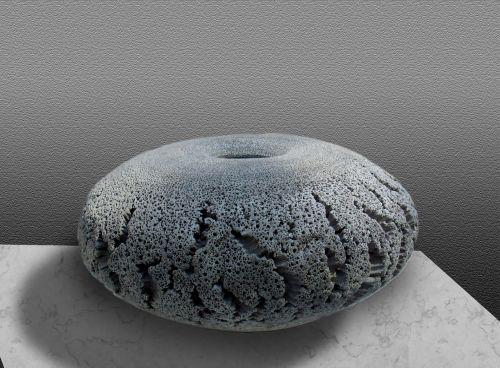 ceramic art vessel