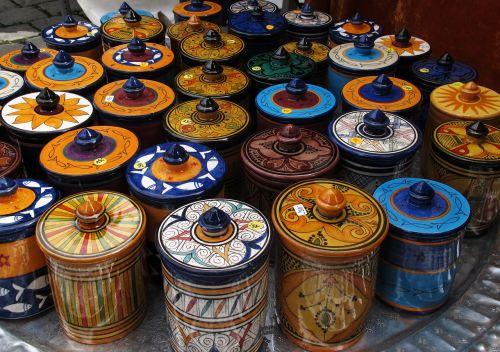 ceramic cans tableware