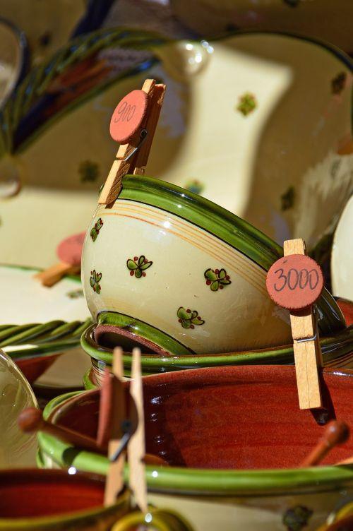 ceramic ceramist bowl