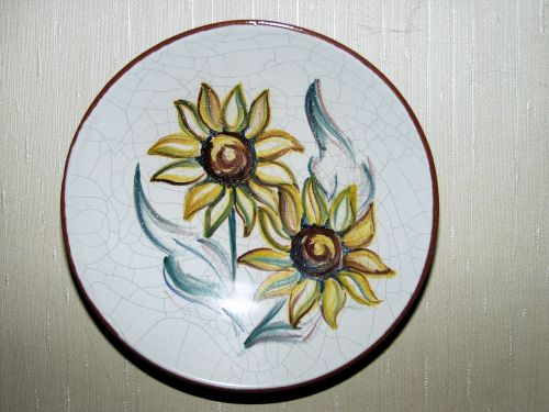 ceramic plate decoration