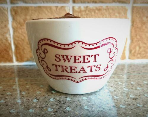 ceramic bowl sweet treats treat bowl