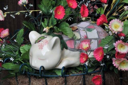 Ceramic Garden Can