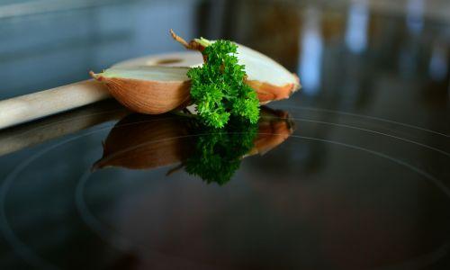 ceramic hob cook kitchen