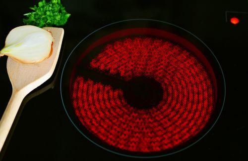 ceramic hob cook glow