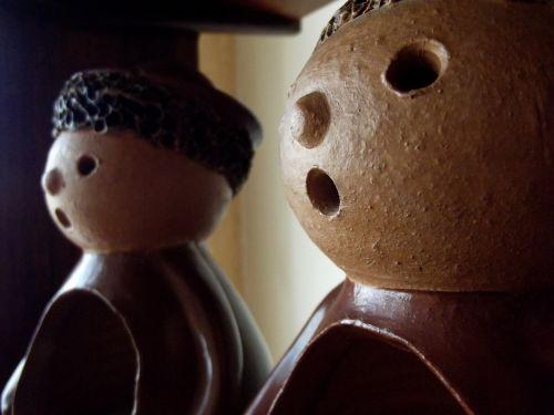 ceramics dolls surprise