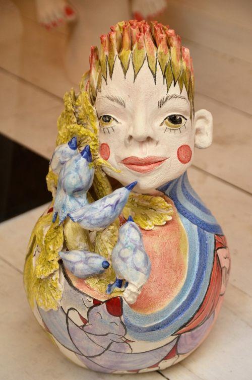ceramics clay art