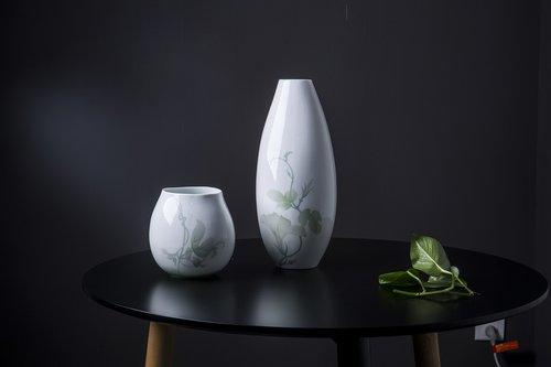 ceramics  china  vase