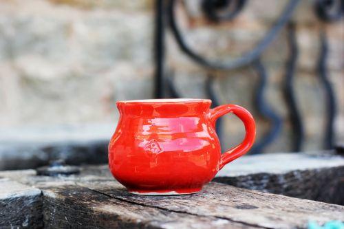 ceramics mug glaze