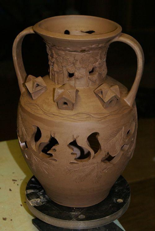 keramika,molis,ąsotis