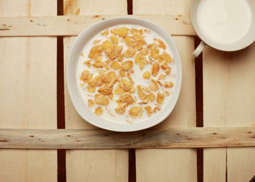 cereals milk bottle