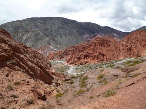 cerro colorado purmamarca the colorados walk