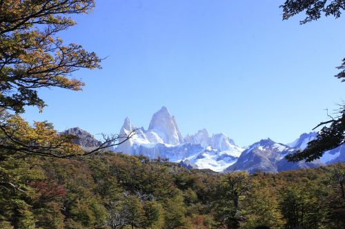 cerro fitz roy landscape s