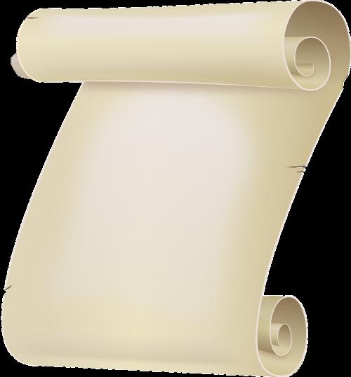 certificate paper parchment