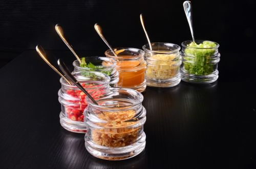 chafing dish ingredients dipping sauce