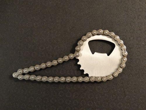 chain gear shape bottle opener