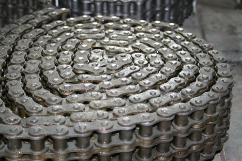chain drive mechanically