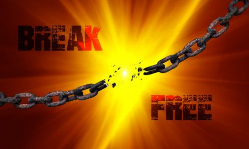 chain broken broken chain