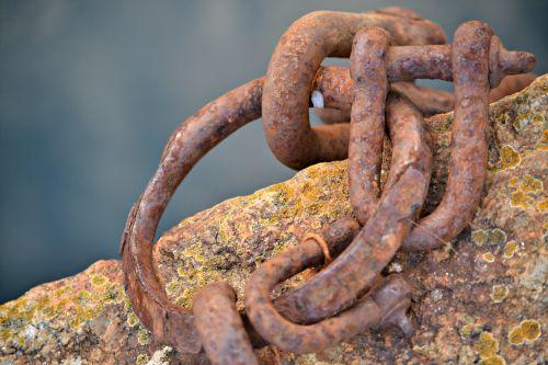 chain hook rust