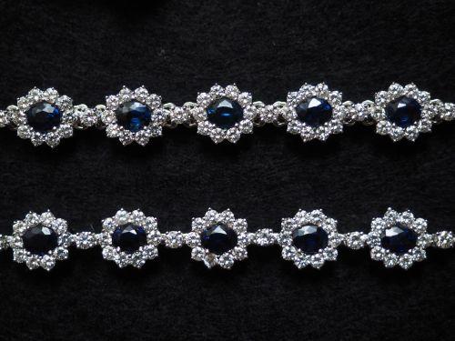 chain jewellery gem